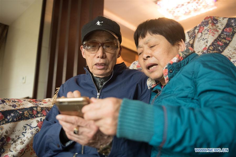 CHINA-ZHEJIANG-ELDERLY LIFE (CN)