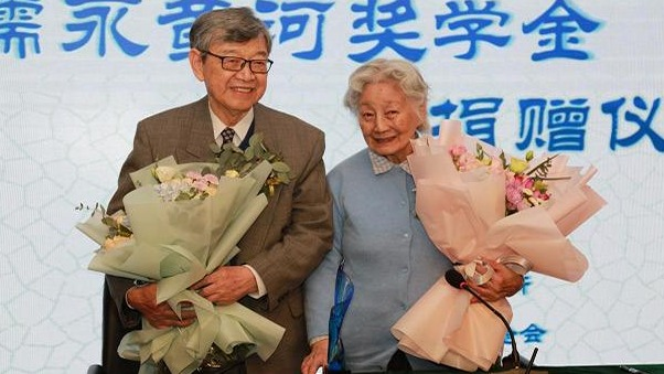 郑儒永:国家培养了我,我要为国家再做一点贡献