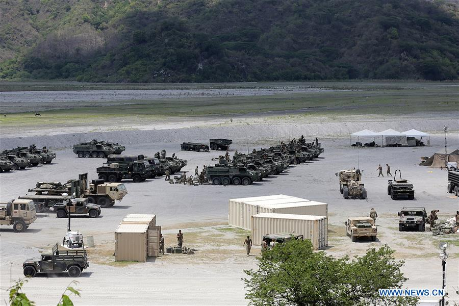 PHILIPPINES-U.S.-MILITARY EXERCISES-BALIKATAN