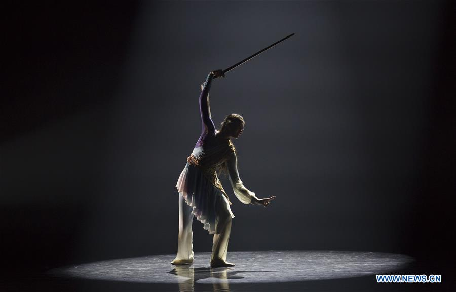 Beijing Dance Academy Performs At International Baltic Ballet Festival 5 People S Daily Online