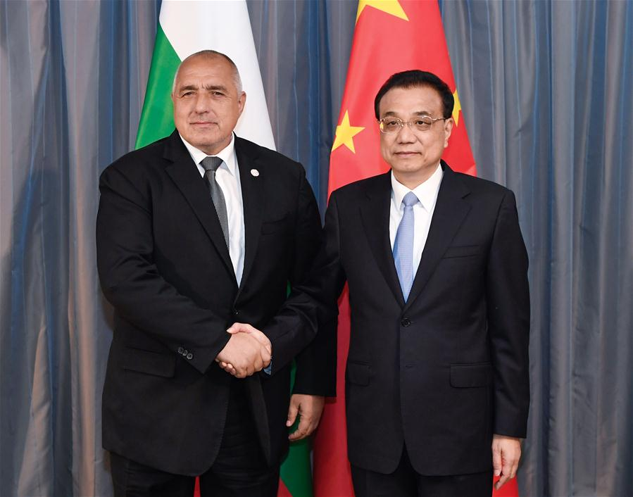 CROATIA-DUBROVNIK-CHINA-LI KEQIANG-BULGARIAN PM-MEETING