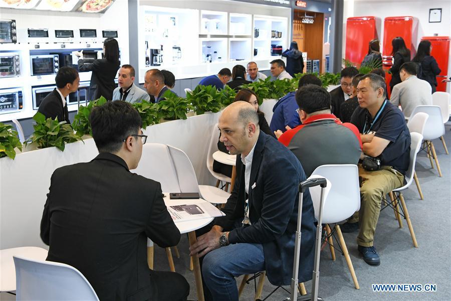Canton Fair opens in Guangzhou