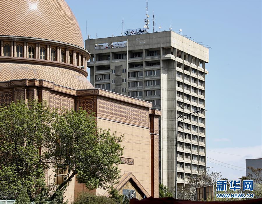 (国际)(1)阿富汗首都政府大楼遭袭