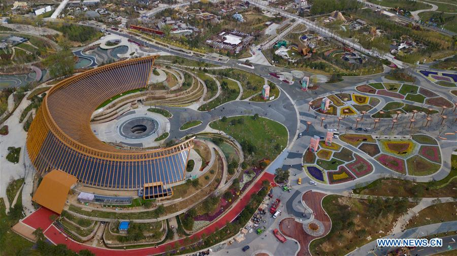 Beijing Int'l Horticultural Exhibition to kick off on April 29