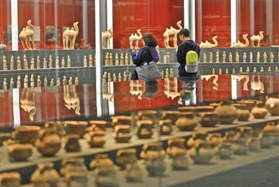700多件意大利返还文物国博展出