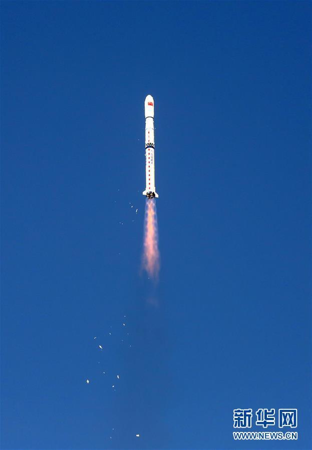 (科技)(1)我国成功发射天绘二号01组卫星