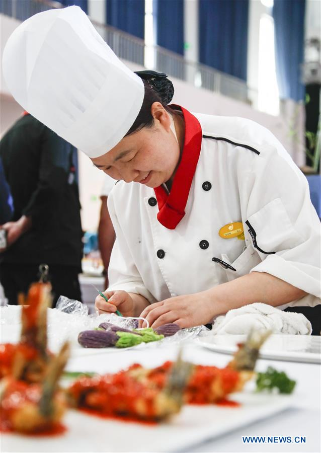 #CHINA-JIANGSU-CUISINE TOURNAMENT (CN)