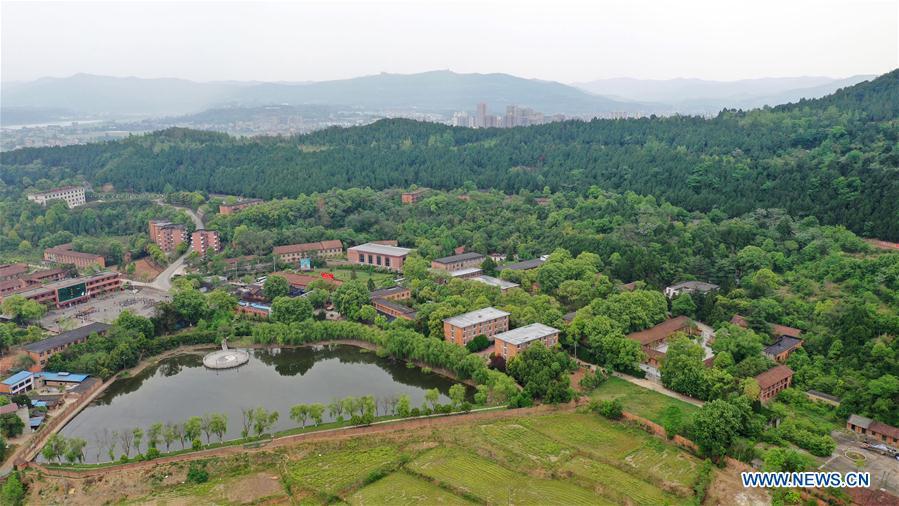 CHINA-SICHUAN-LIANGDANCHENG(CN)