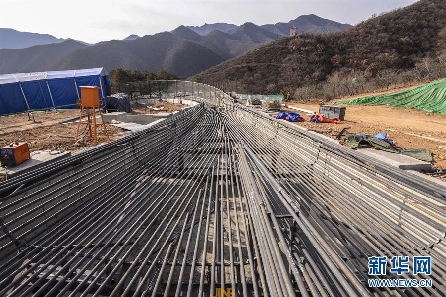 (体育)(15)2022年北京冬奥会场馆建设加快推进