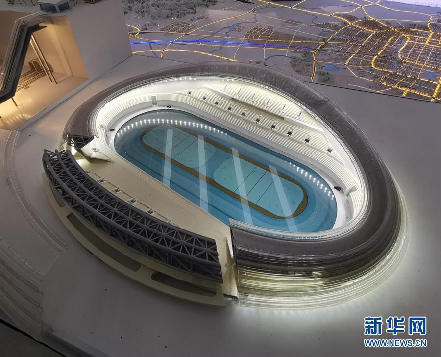 (体育)(6)2022年北京冬奥会场馆建设加快推进