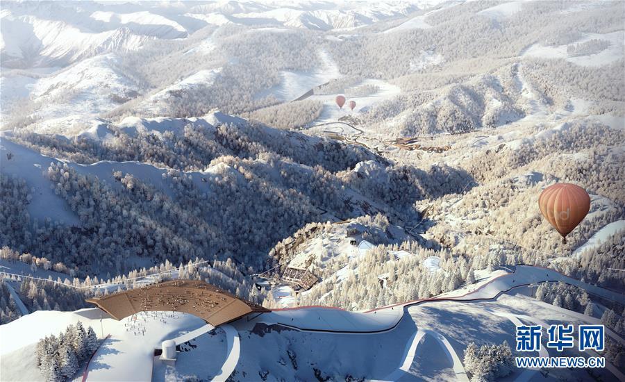 (体育)(14)2022年北京冬奥会场馆建设加快推进