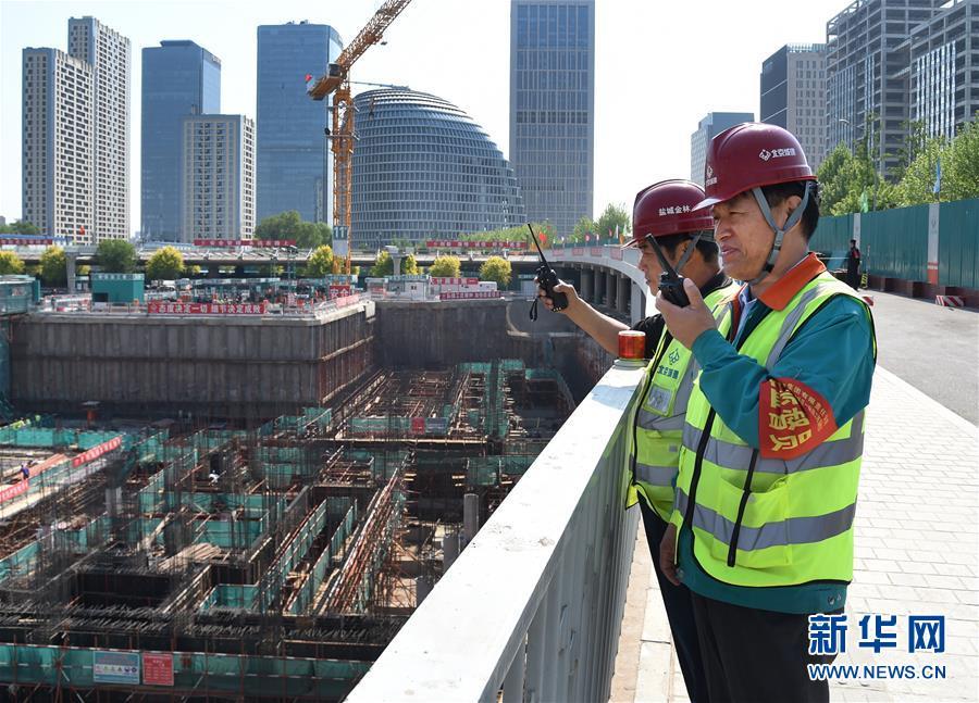 (体育)(27)2022年北京冬奥会场馆建设加快推进