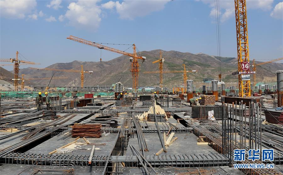 (体育)(30)2022年北京冬奥会场馆建设加快推进