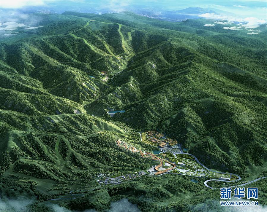 (体育)(13)2022年北京冬奥会场馆建设加快推进
