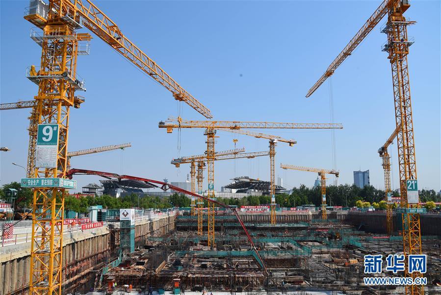 (体育)(26)2022年北京冬奥会场馆建设加快推进