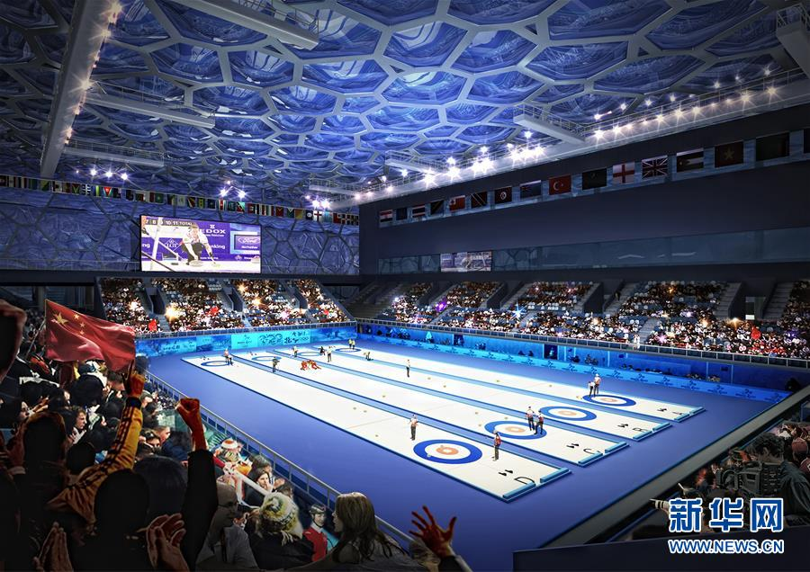 (体育)(12)2022年北京冬奥会场馆建设加快推进