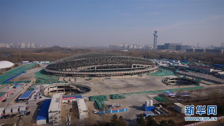 (体育)(5)2022年北京冬奥会场馆建设加快推进