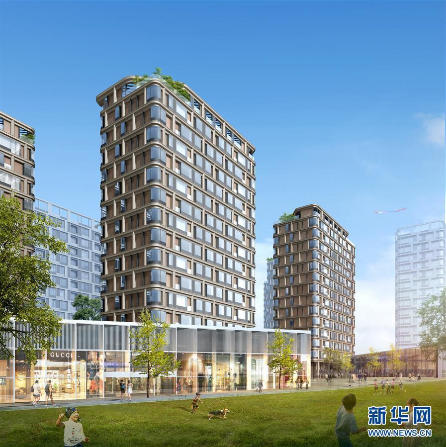 (体育)(24)2022年北京冬奥会场馆建设加快推进