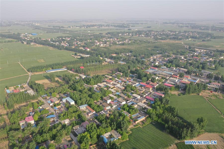 CHINA-HEBEI-XIONGAN NEW AREA