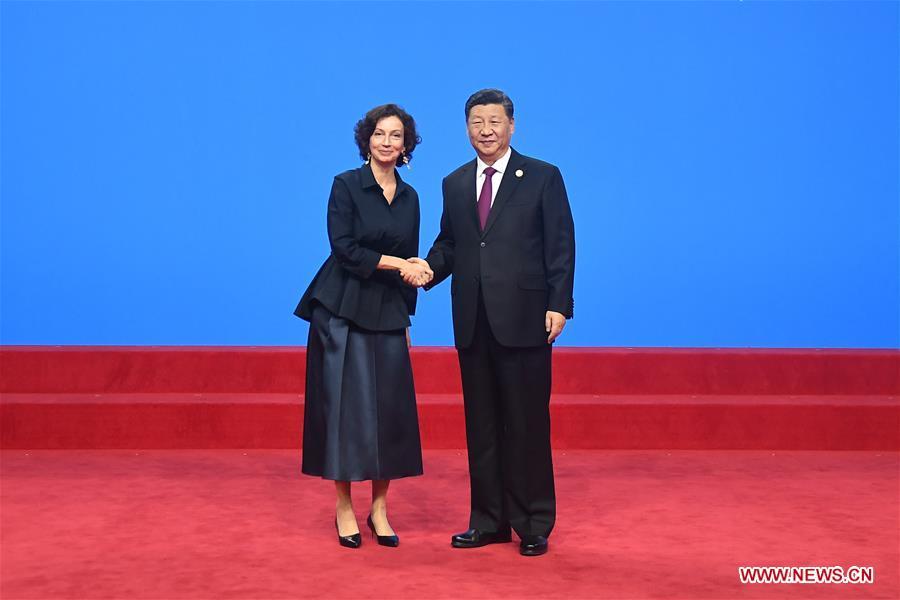 CHINA-BEIJING-CDAC-OPENING CEREMONY-XI JINPING-GUESTS (CN)