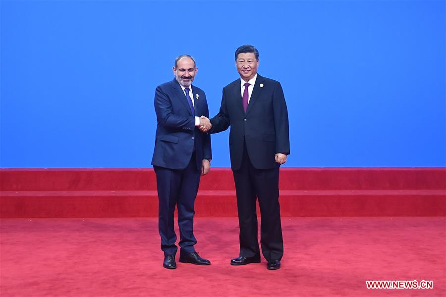 CHINA-BEIJING-CDAC-OPENING CEREMONY-XI JINPING-GUESTS (CN)