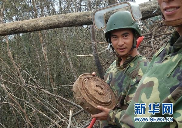 「如何玩红包群」從士兵到英雄——記陸軍某掃雷排爆大隊英雄戰士杜富國