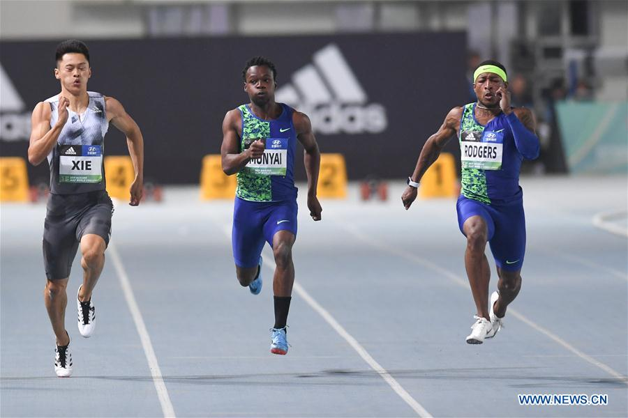 Highlights of 2019 Nanjing IAAF World Challenge meeting