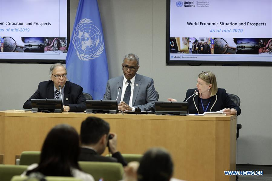 Trade tensions, policy uncertainty continue to hinder economic growth: UN report
