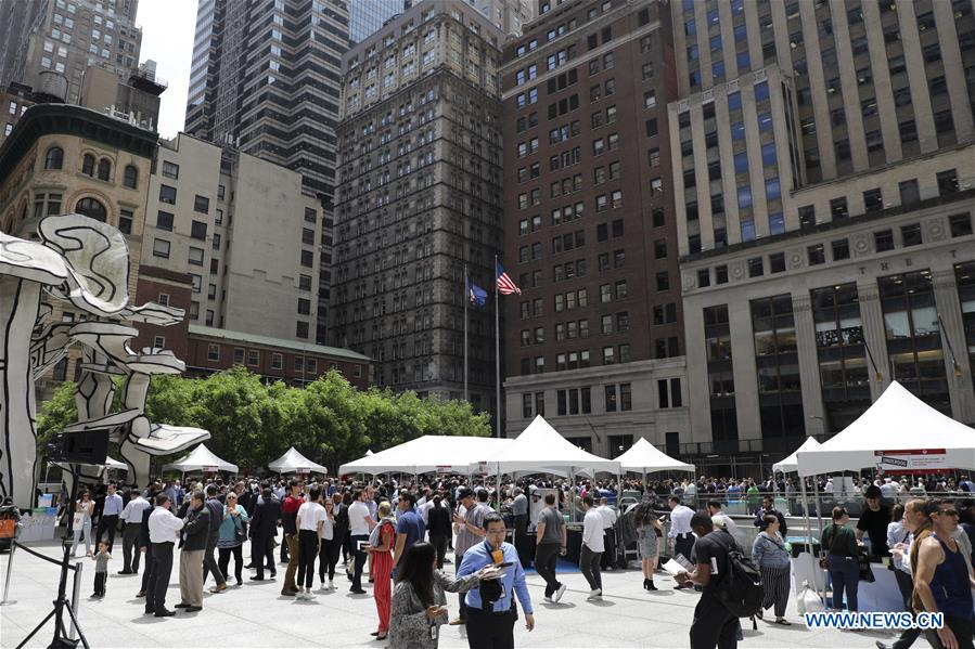 """""""Dine Around Downtown"""" event held in New York, U.S."""