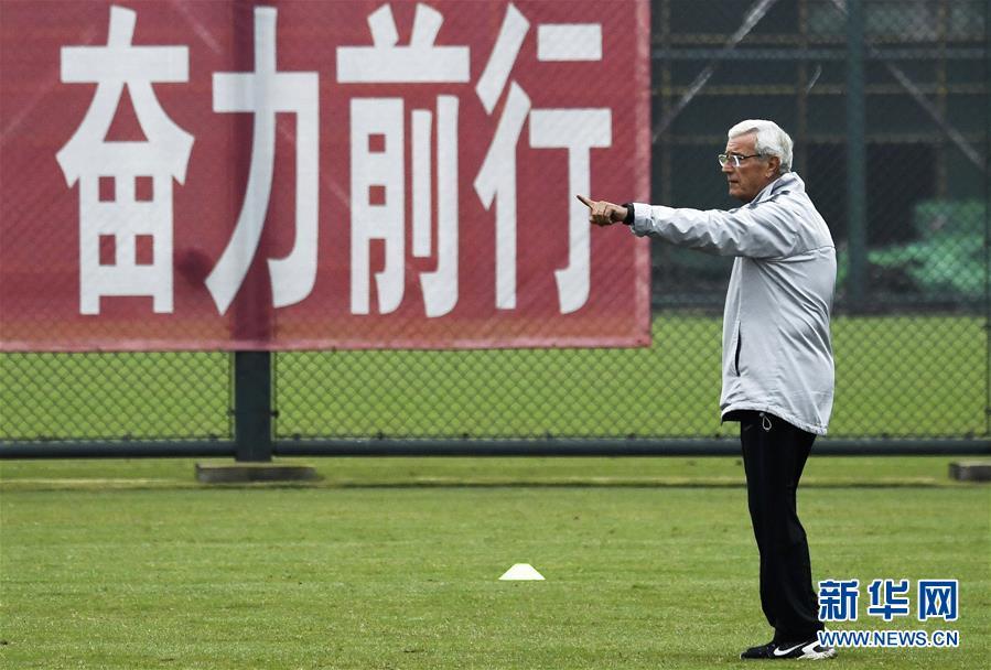 (體育)(1)足球——裡皮再次出任中國國家男子足球隊主帥