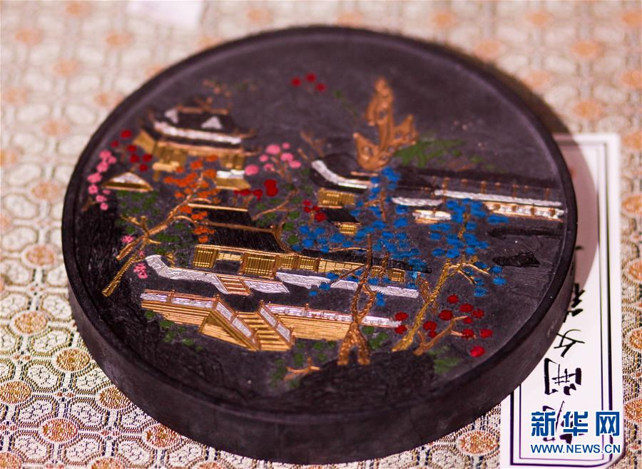#(文化)(1)安徽黄山:古法制墨守馨香