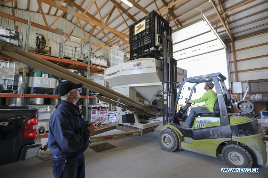 U.S.-IOWA-TRADE-AGRICULTURE-UNCERTAINTY