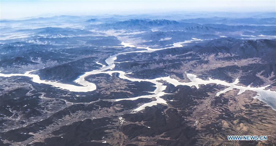 Scenery of Jilin City, NE China's Jilin
