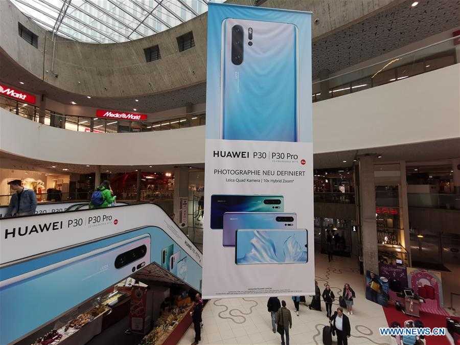 Xinhua Headlines: Restricting Huawei backfires on U.S. interests, disrupts global telecom industry