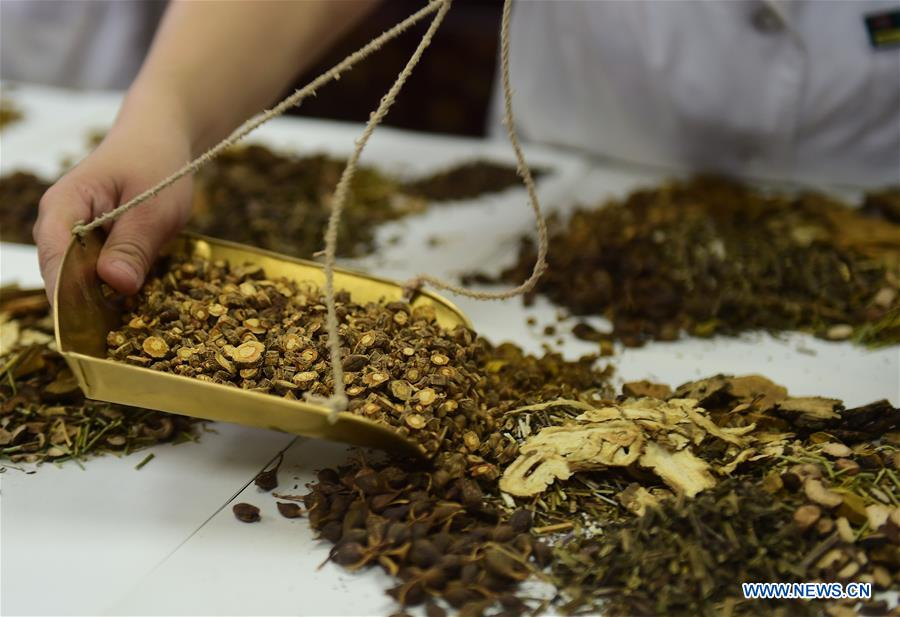 A major step for Traditional Chinese Medicine going global