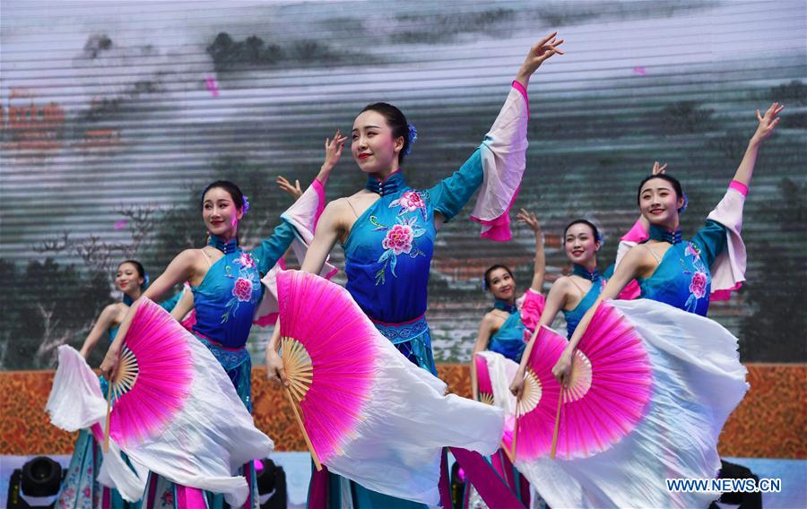 Shanghai Day event kicks off at Expo 2019 Beijing