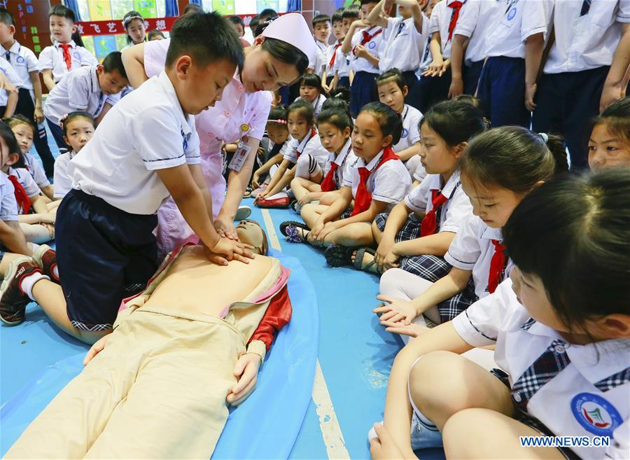 #CHINA-CHILDREN'S DAY-CELEBRATION