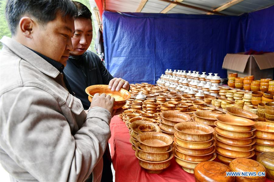 Int'l border trade, tourism, culture festival kicks off in China's Tibet