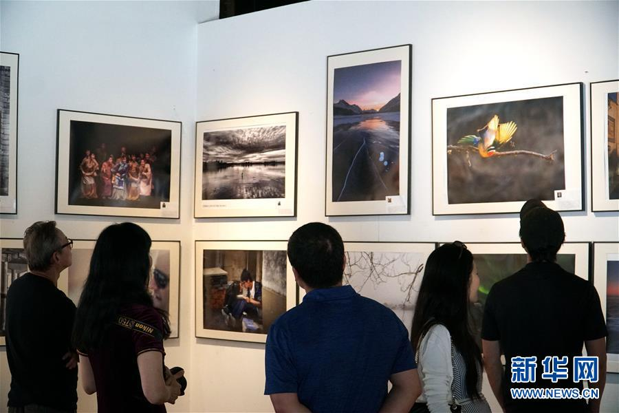 (国际)(1)第4届旧金山国际摄影展在旧金山湾区举行