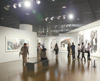 西安展览展厅