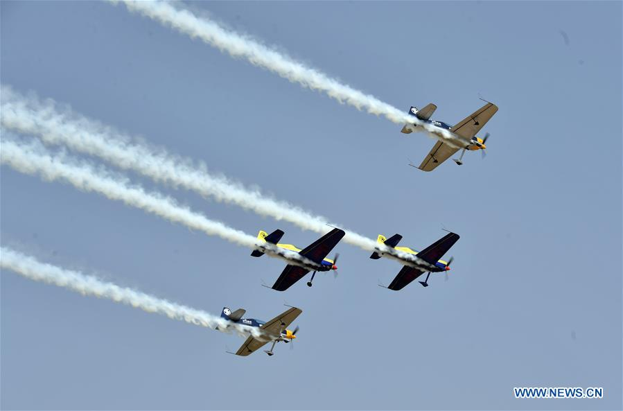 CHINA-HENAN-ANYANG-AIR SPORTS-SHOW (CN)