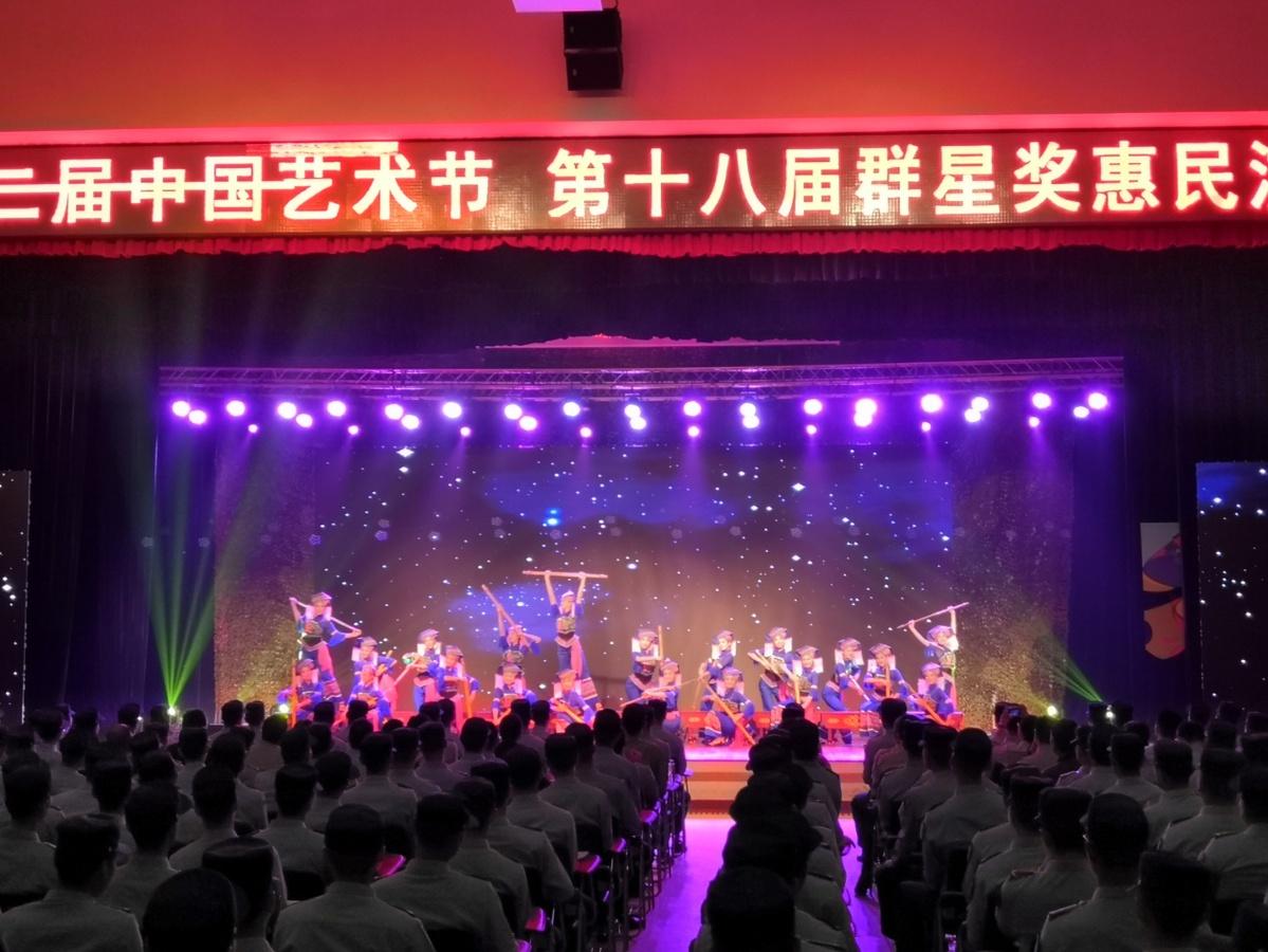 群星奖里的桂风壮韵――广西舞蹈