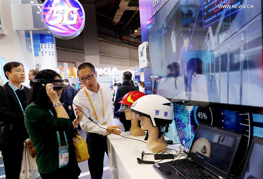 Xinhua Headlines: Green light on 5G commercial use to fast-track China's connected future