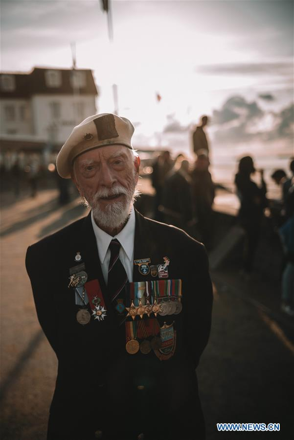 FRANCE-NORMANDY-D-DAY COMMEMORATION