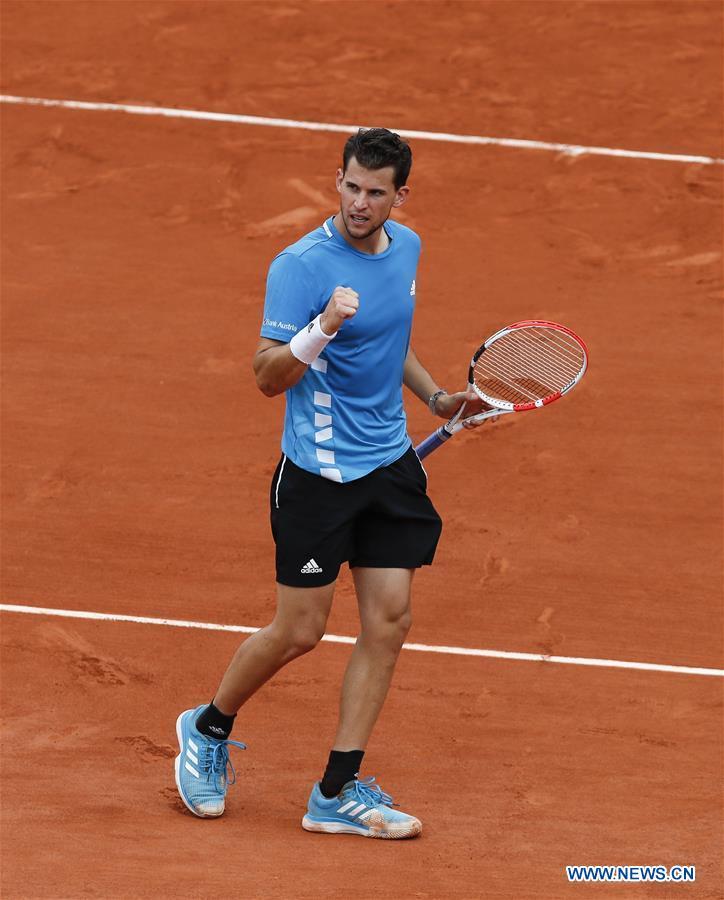 (SP)FRANCE-PARIS-TENNIS-ROLAND GARROS