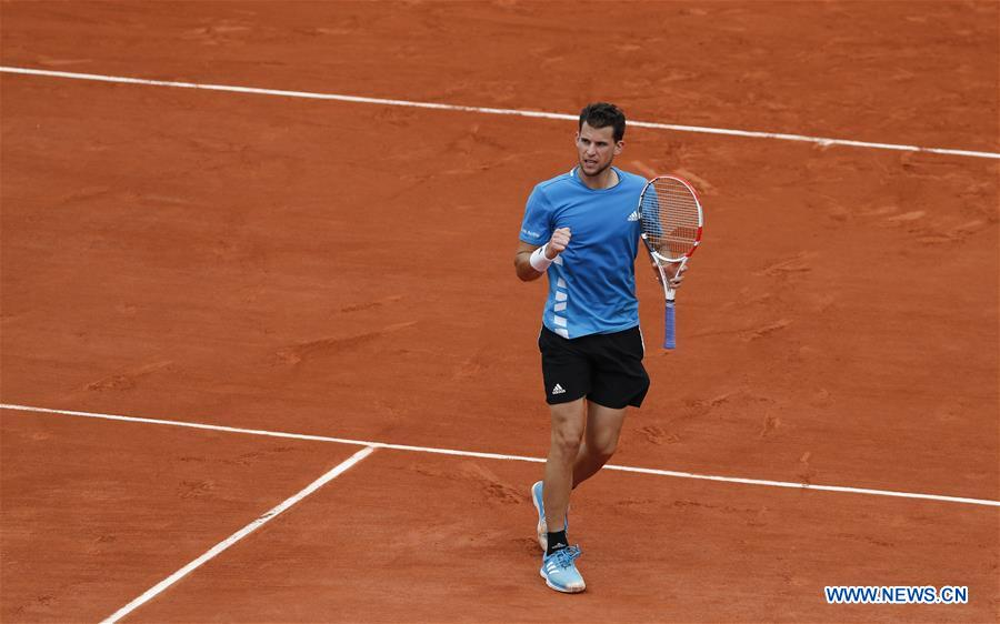 (SP)FRANCE-PARIS-TENNIS-ROLAND GARROS