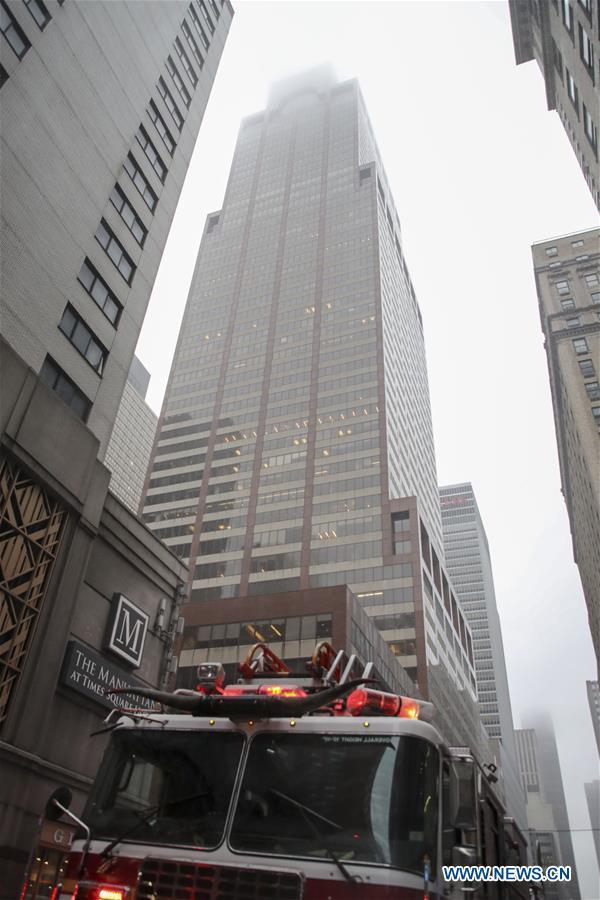 U.S.-NEW YORK-HELICOPTER-CRASH