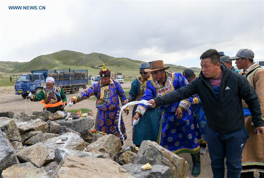 CHINA-INNER MONGOLIA-HERDSMEN-MIGRATION (CN)