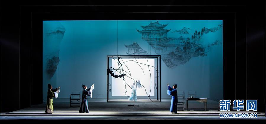 """(国际)(4)中国舞美设计家获布拉格演出设计与空间四年展""""最佳灯光设计奖"""""""