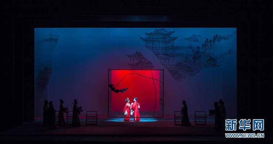 """(国际)(5)中国舞美设计家获布拉格演出设计与空间四年展""""最佳灯光设计奖"""""""